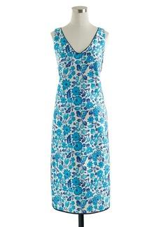 Collection shantung wildflower dress