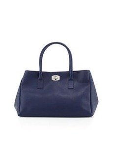 Furla New Appaloosa Saffiano East-West Tote Bag, Ink
