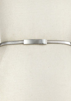 Style&co. Cobra Stretch Chain Belt