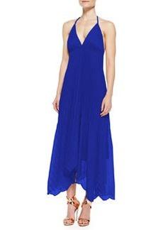 Adalyn Pleated Georgette Maxi Dress   Adalyn Pleated Georgette Maxi Dress