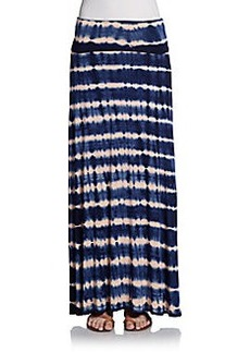 Design History Tie-Dye Maxi Skirt