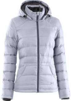 Under Armour Coldgear Infrared Barrow Down Jacket - Women's