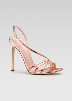 Gucci Othilia Evening High Heel Sandal