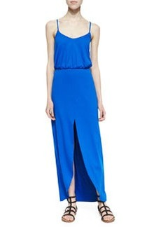 Susana Monaco Emilia Cutaway Maxi Dress, Royal