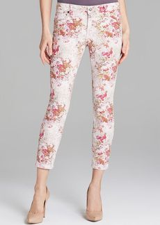 GENETIC Jeans - Brooke Mid Rise Skinny in Romeo