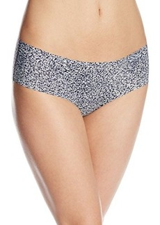 Calvin Klein Women's Invisibles Printed Hipster Panty