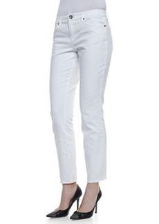 Elie Tahari Deidre Slim-Leg Jeans