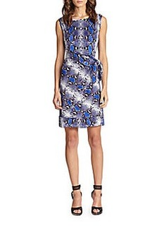 Diane von Furstenberg New Della Silk Dress