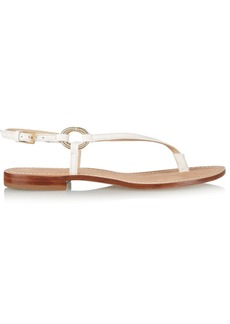 Diane von Furstenberg Cailin leather sandals