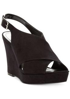 Style&co. Stilla Platform Wedge Sandals