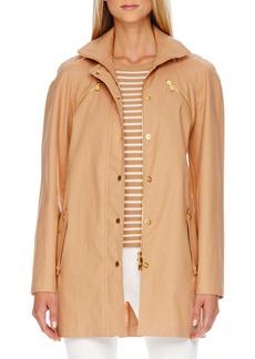 Michael Kors Zip-Front Jacket
