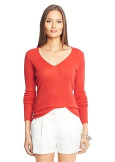 Yael Cashmere V-Neck Sweater