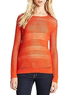 Joie Resi Open-Knit Sweater
