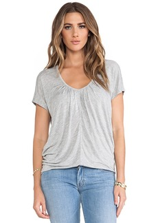Soft Joie Chatela Blouse in Gray