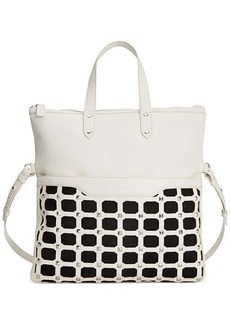 kensie Power Grid Tote