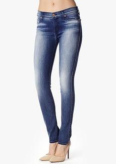 Mid Rise Roxanne Original Skinny in Heritage Medium Blue