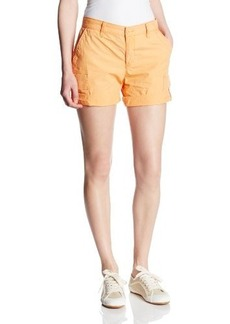 Calvin Klein Jeans Women's Paper Touch Utility Short