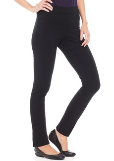 Style&co. Petite Pants, Skinny Pull-On Tummy-Control