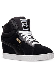 Puma Women's Classic Wedge Casual Sneakers from Finish Line