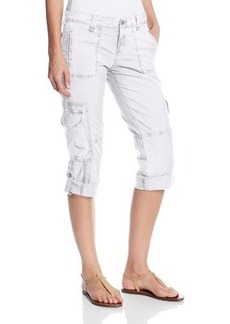 Sanctuary Clothing Women's New Nature Crop Pant