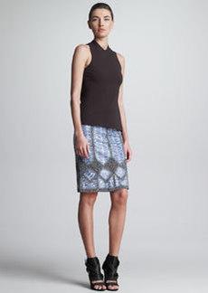 Derek Lam Macrame Sea Snake Skirt