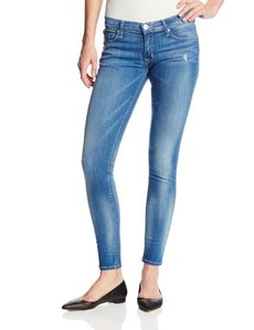 Hudson Jeans Women's Krista Skinny Jean In Voodoo Child