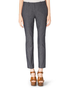 Michael Kors Samantha Skinny Denim Pants
