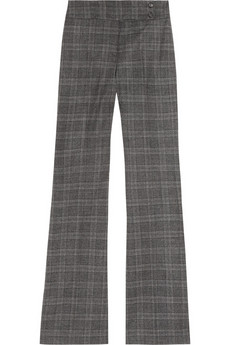 Michael Kors Jaryn stretch-wool wide-leg pants