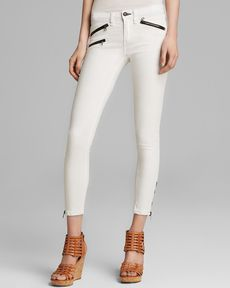 rag & bone/JEAN Jeans - RBW 23 Crop in Bright White