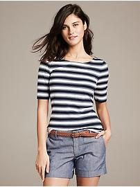 Striped Catalina Tee