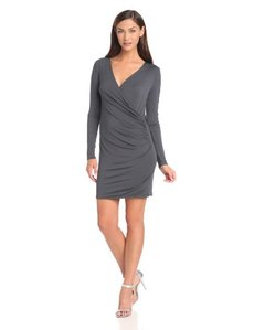 Michael Stars Women's Surplice Dress