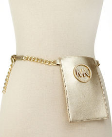 MICHAEL Michael Kors MK Logo Belt Bag