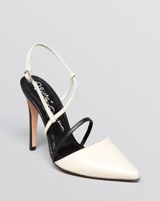 Alice + Olivia Pointed Toe Pumps - Davey High Heel