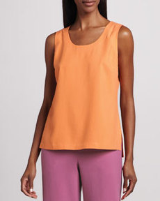 Go Silk Easy-Fit Silk Tank
