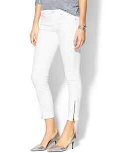 Sanctuary Moto Queen Crop Skinny