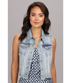 Levi's® Juniors Authentic Trucker Vest