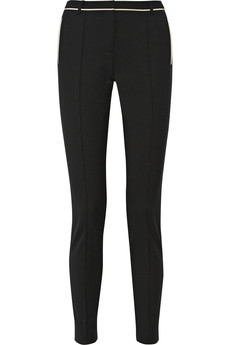 Jason Wu Mid-rise stretch wool-blend skinny pants
