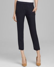 Theory Pants - Korene Double Georgette