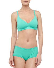Cosabella Talco Jersey Wireless Padded Bra, Barbados