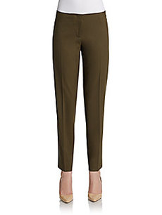Lafayette 148 New York Astor Slim-Leg Pants