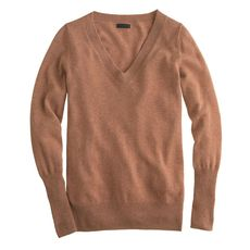 Collection cashmere V-neck sweater