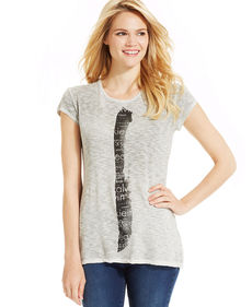 Calvin Klein Jeans Short-Sleeve Graphic Tee