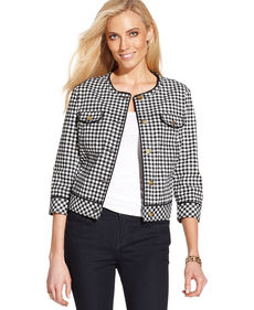 Jones New York Signature Petite Jacket