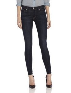 Hudson Jeans Women's Nico Skinny Fit Midrise Jean in Abbey