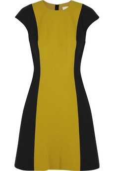 Jason Wu Stretch-wool crepe dress