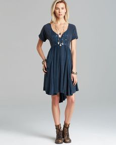 Free People Dress - La Mamounia Babydoll