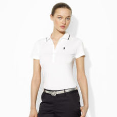 Mercerized Cotton Polo