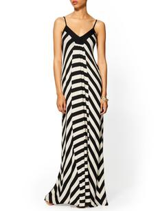 Ella Moss Sam Stripe Exclusive Maxi Dress