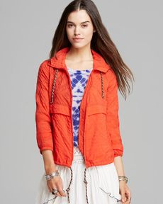 Free People Jacket - Parachute Festival