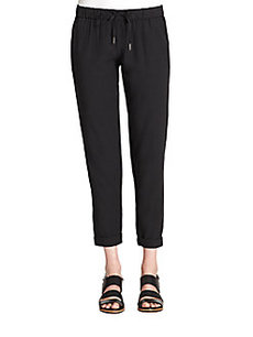 Joie Edana Woven Cropped Drawstring Pants